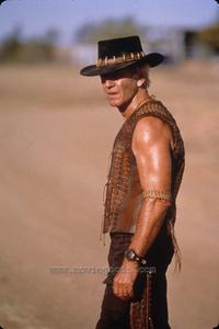 Crocodile Dundee in Los Angeles - 8 x 10 Color Photo #1