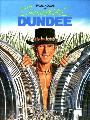Crocodile Dundee - 27 x 40 Movie Poster - German Style A