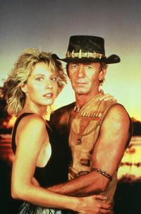 Crocodile Dundee - 8 x 10 Color Photo #3