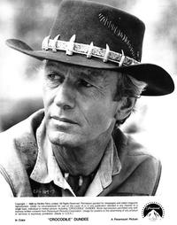 Crocodile Dundee - 8 x 10 B&W Photo #2