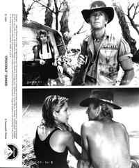 Crocodile Dundee - 8 x 10 B&W Photo #4