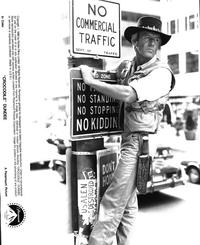 Crocodile Dundee - 8 x 10 B&W Photo #6