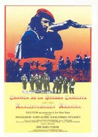 Cronica de la guerra carlista - 11 x 17 Movie Poster - Spanish Style A