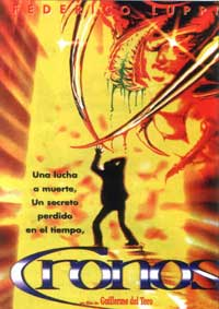 Cronos - 11 x 17 Movie Poster - Spanish Style A