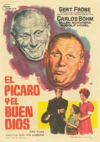 Crook and the Cross - 11 x 17 Movie Poster - Spanish Style A