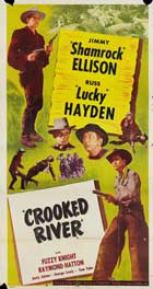 Crooked River - 11 x 17 Movie Poster - Style A