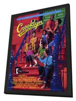 Crooklyn - 11 x 17 Movie Poster - Style A - in Deluxe Wood Frame