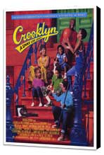 Crooklyn - 27 x 40 Movie Poster - Style A - Museum Wrapped Canvas