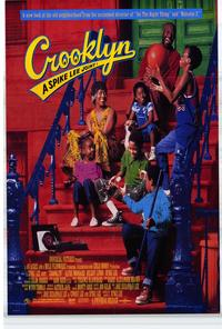 Crooklyn - 43 x 62 Movie Poster - Bus Shelter Style A