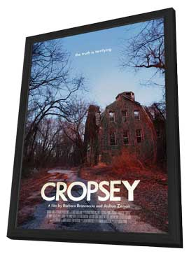 Cropsey - 11 x 17 Movie Poster - Style A - in Deluxe Wood Frame