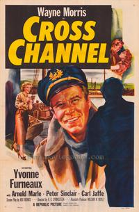 Cross Channel - 11 x 17 Movie Poster - Style A