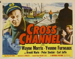 Cross Channel - 11 x 14 Movie Poster - Style A