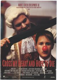 Cross My Heart and Hope to Die - 11 x 17 Movie Poster - Style A
