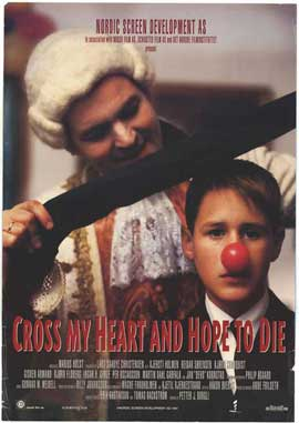 Cross My Heart and Hope to Die - 27 x 40 Movie Poster - Style A