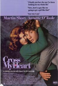 Cross My Heart - 11 x 17 Movie Poster - Style A
