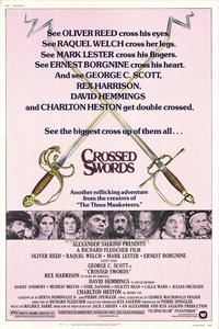 Crossed Swords - 27 x 40 Movie Poster - Style A