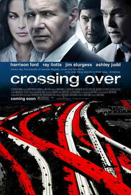 Crossing Over - 11 x 17 Movie Poster - Style A