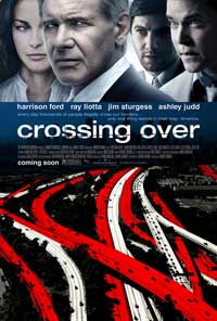 Crossing Over - 43 x 62 Movie Poster - Bus Shelter Style A