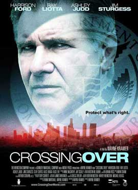 Crossing Over - 11 x 17 Movie Poster - Style B