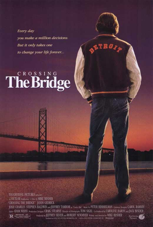 crossing the bridge movie posters from movie poster shop