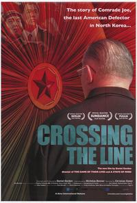 Crossing the Line - 43 x 62 Movie Poster - Bus Shelter Style A
