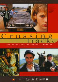 Crossing Tracks - 27 x 40 Movie Poster - Style A