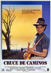 Crossroads - 43 x 62 Movie Poster - Spanish Style A
