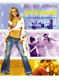 Crossroads - 43 x 62 Movie Poster - Bus Shelter Style B