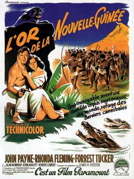 Crosswinds - 11 x 17 Movie Poster - French Style A