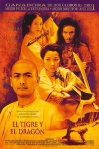 Crouching Tiger, Hidden Dragon - 11 x 17 Movie Poster - Spanish Style A