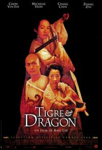 Crouching Tiger, Hidden Dragon - 27 x 40 Movie Poster - French Style A