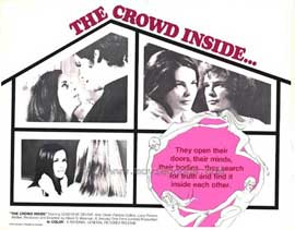 Crowd Inside - 11 x 14 Movie Poster - Style A