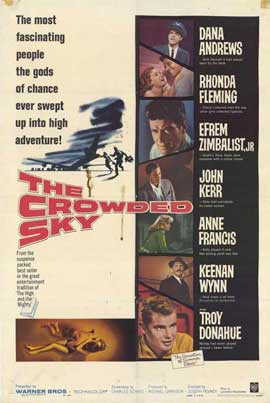Crowded Sky - 11 x 17 Movie Poster - Style A