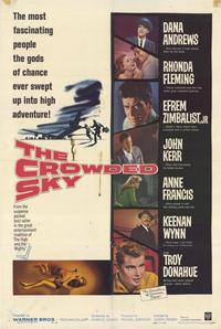 Crowded Sky - 27 x 40 Movie Poster - Style A