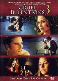 Cruel Intentions 3 - 27 x 40 Movie Poster - Style A