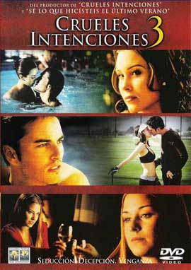 Cruel Intentions 3 - 11 x 17 Movie Poster - Spanish Style A