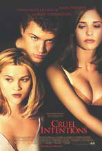 Cruel Intentions - 27 x 40 Movie Poster - Style B