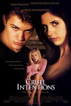 Cruel Intentions - 27 x 40 Movie Poster - Style A