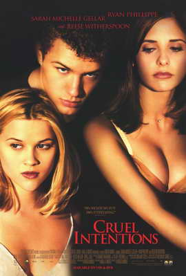 Cruel Intentions - 11 x 17 Movie Poster - Style B