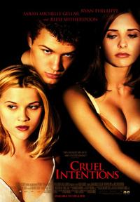 Cruel Intentions - 43 x 62 Movie Poster - Bus Shelter Style A