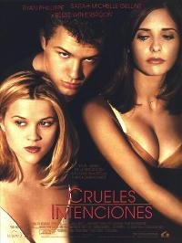 Cruel Intentions - 27 x 40 Movie Poster - Spanish Style A