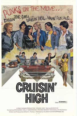 Cruisin' High - 27 x 40 Movie Poster - Style A
