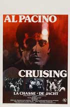 Cruising - 11 x 17 Movie Poster - Belgian Style A