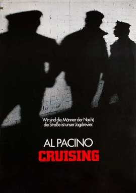 Cruising - 11 x 17 Movie Poster - German Style D