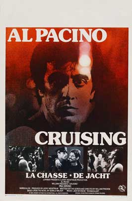 Cruising - 27 x 40 Movie Poster - Belgian Style A