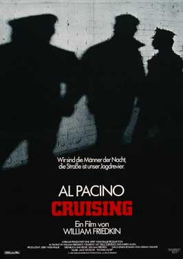 Cruising - 11 x 17 Movie Poster - German Style E