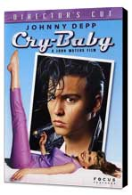 Cry-Baby - 11 x 17 Movie Poster - Style B - Museum Wrapped Canvas
