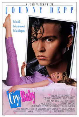 Cry-Baby - 27 x 40 Movie Poster - Style A