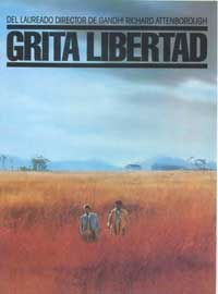 Cry Freedom - 11 x 17 Movie Poster - Spanish Style B