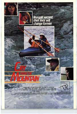 A Cry from the Mountain - 11 x 17 Movie Poster - Style A